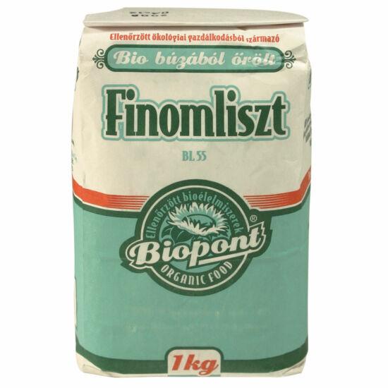 Biopont bio finomliszt BL 55 1 kg