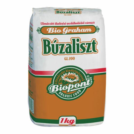 Biopont bio graham búzaliszt GL 200 1 kg