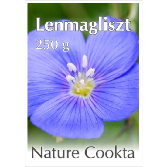 Lenmagliszt 250 g Nature Cookta