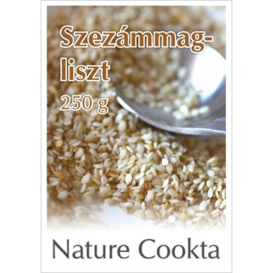 Szezámmagliszt 250 g Nature Cookta