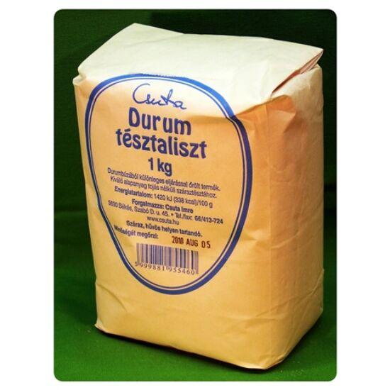 Durum tésztaliszt 1 kg Csuta