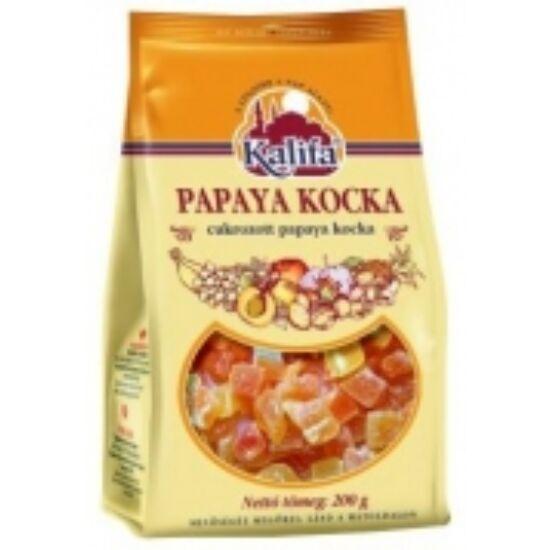 Papaya kocka Kalifa 200 g