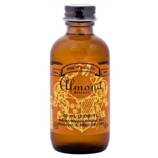 Nielsen Massey Mandula kivonat természetes 60 ml