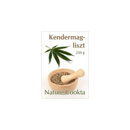 Kendermagliszt 250 g Nature Cookta