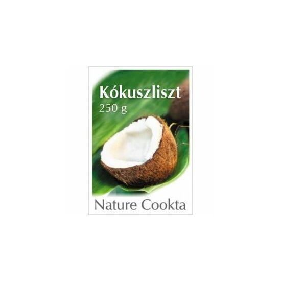 Kókuszliszt pellet 250 g Nature Cookta
