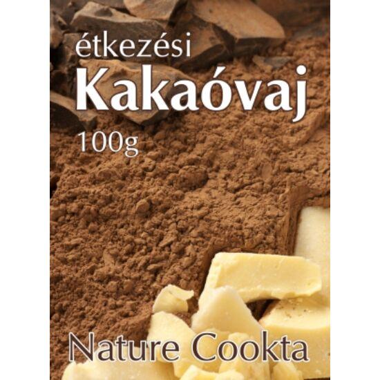 Kakaóvaj étkezési 100 g Nature Cookta