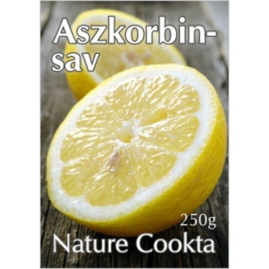 Aszkorbinsav 250 g Nature Cookta