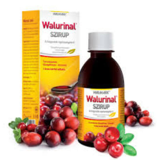 Walmark Walurinal szirup 150 ml