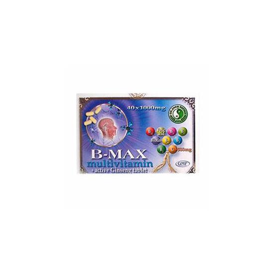 Dr. Chen BMax multivitamin tabletta 40 db