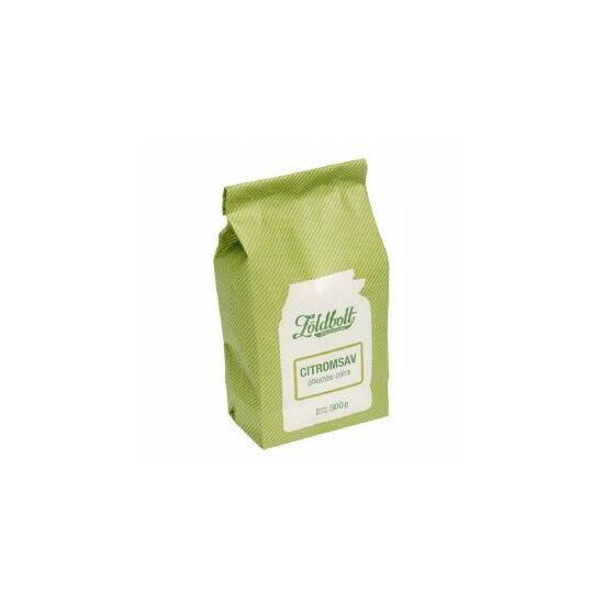 Zöldbolt citromsav étkezési célra 500 g