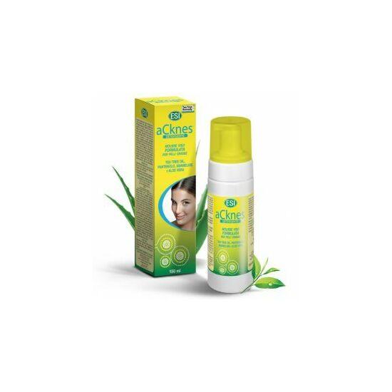 aCknes® teafaolajos mélytisztító archab. Bőrszennyeződések/Akné. 150ml