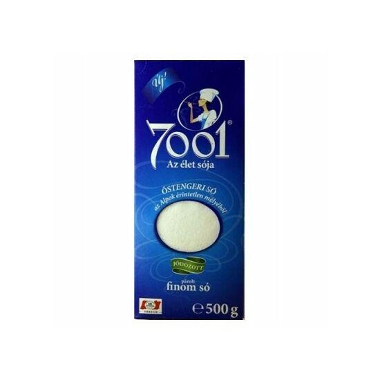 7001 finom párolt só jódozott 500 g