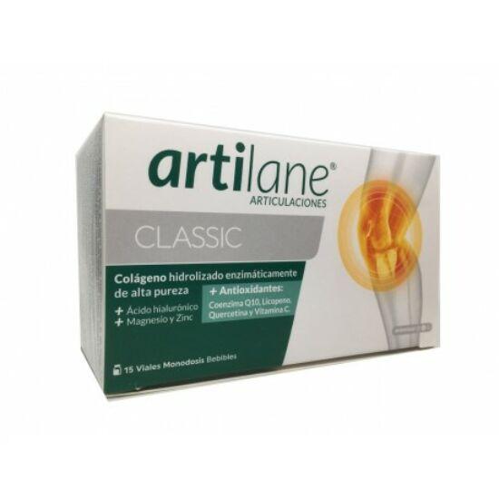 Artilane Classic ivóampulla hidrolizált kollagénnel és antioxidánsokkal