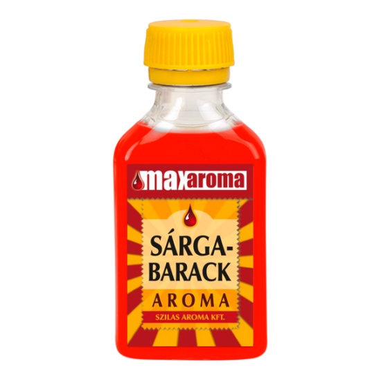Szilas aroma sárgabarack 30 ml