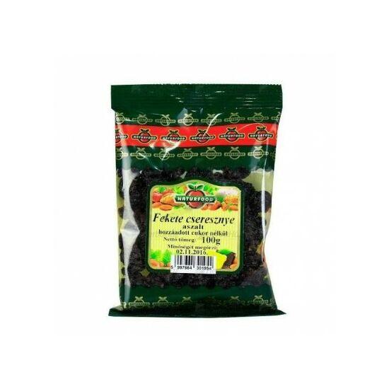Naturfood aszalt fekete cseresznye 100 g