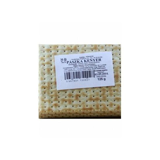 Pászka kenyér búzalisztből 125 g