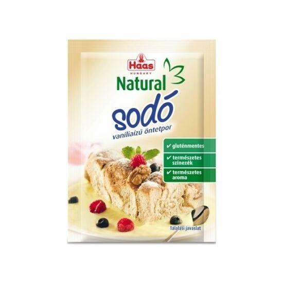Haas vanília ízű öntetpor 15 g