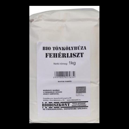 Biodiszkont bio tönk.tbl70 fehérliszt 1000 g
