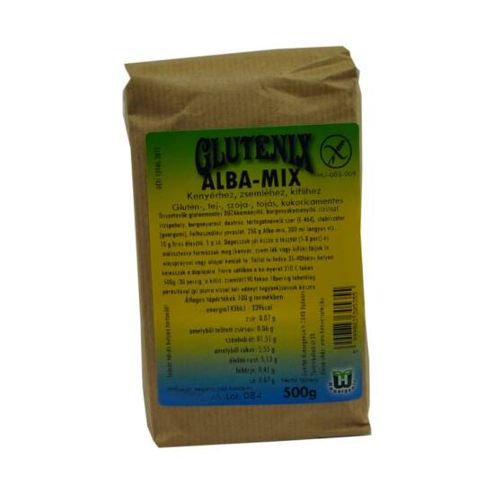 Glutenix Alba mix lisztkeverék 500 g