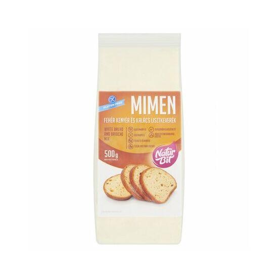 Mimen világos kenyérkalács lisztkeverék 500 g