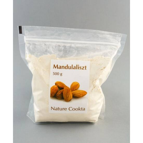 Mandulaliszt 250 g Nature Cookta