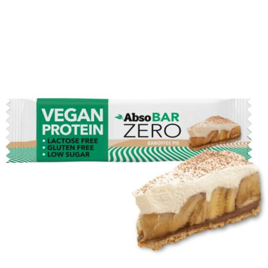 Absorice absobar zero vegan proteinszelet banoffee pie 40 g