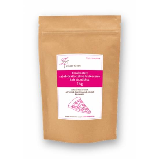 Zellei tündi lisztkeverék kelt tésztához 1000 g
