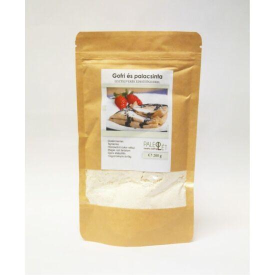 Paleolét gofripalacsinta lisztkeverék 200 g
