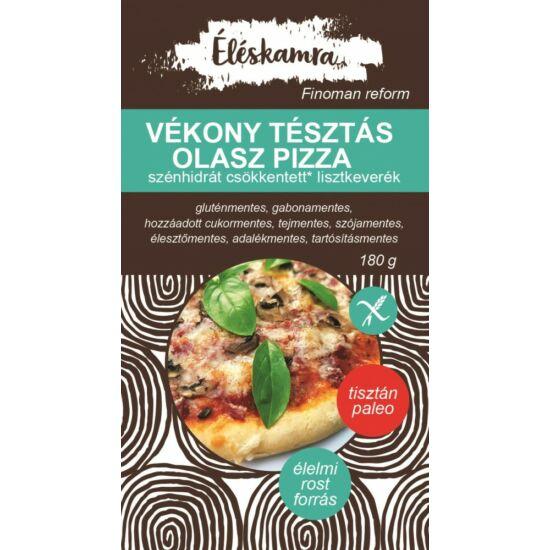 Éléskamra olasz pizza lisztkeverék 180 g