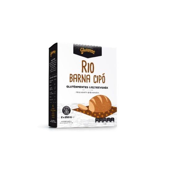 Glutenno rio barna cipó lisztkeverék 500 g