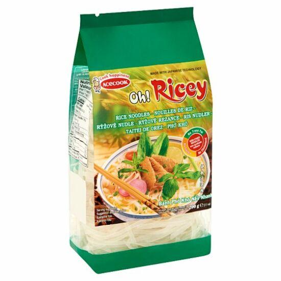 Acecook Oh!Ricey Rizstész.Szélesmet.200G