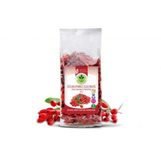 Dr. Natur étkek, Lícium gyümölcs (Lycium Barbarum, Goji bogyó) Fiatalság, erőnlét, karcsúság! 100g