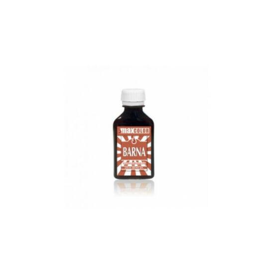 Szilas élelmiszerszínezék Barnatermészetes Színezékkel 30 ml
