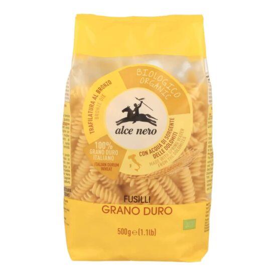 Alce Nero Bio Durum Fusilli (csavart orsó) 500g