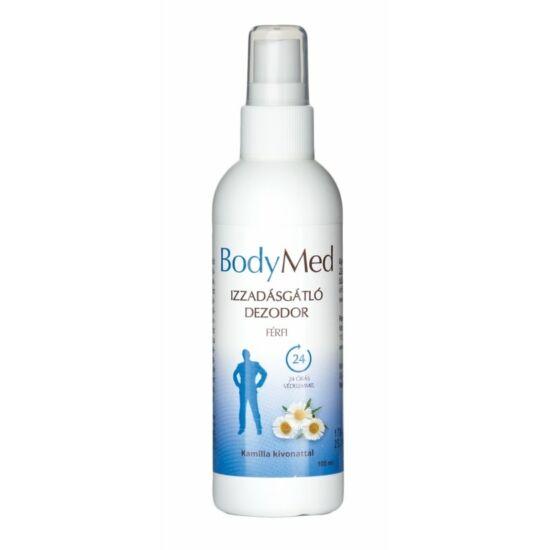 BodyMed izzadásgátló spray férfiaknak 100 ml