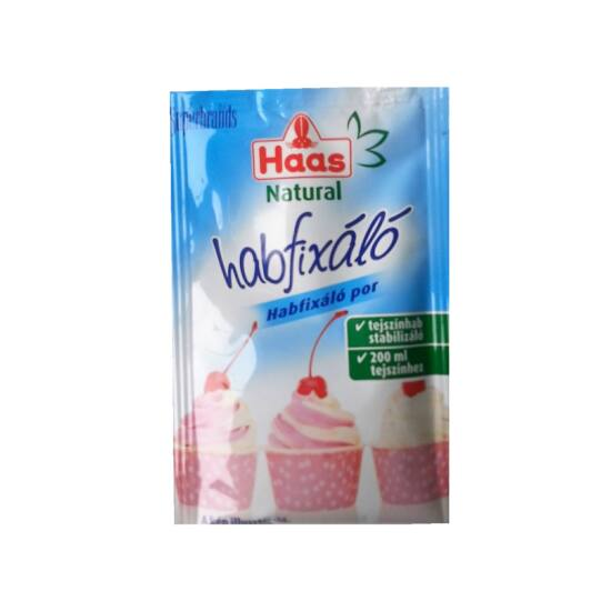 Haas Natural Habfixáló 10 g