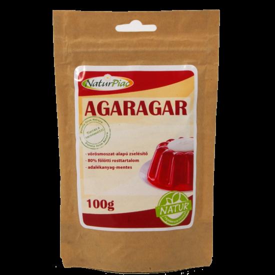 NaturPiac Agar-agar 100g