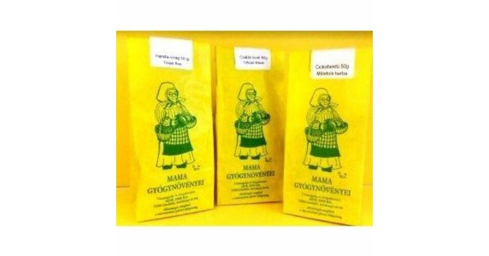 Mama drog mate zöld tea levél 80 g - Mama Drog - Biosziget